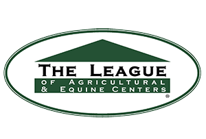 The League of Agricultural & Equine Centers Logo