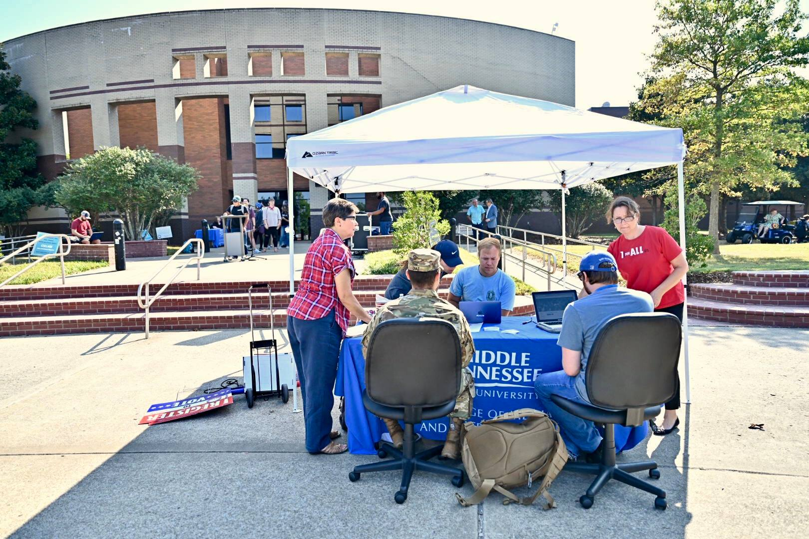 constitution day voter registration
