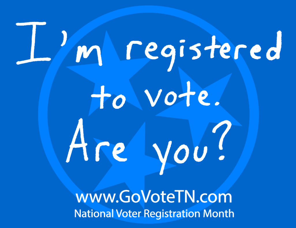 Register to Vote!