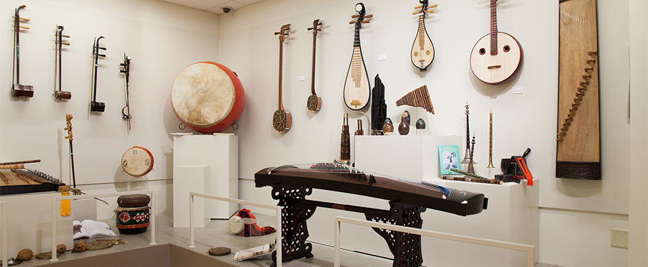 instrument wall