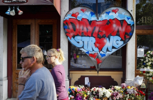 Ohio court rejects request for Dayton gunman school records