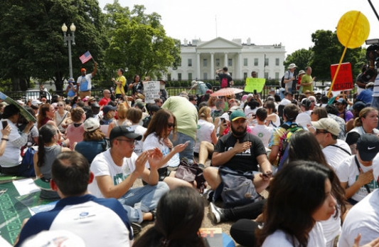 Policinski: We should protest proposed restrictions on White House protests
