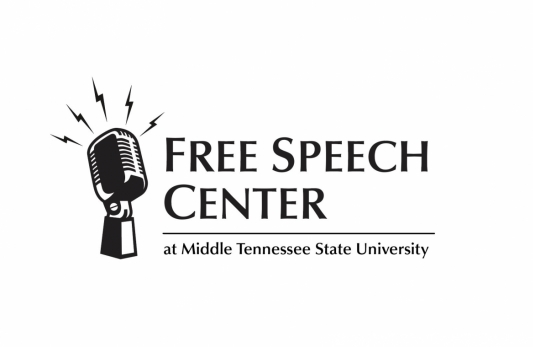 Free Speech Center Newsletter 8/25/20 - Subscribe now
