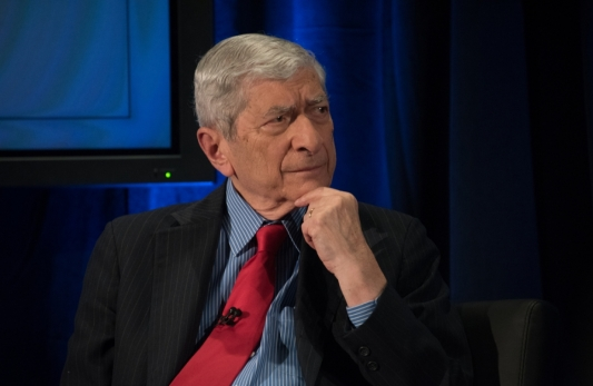 Marvin Kalb to speak about new book, Enemy of the People, in Nashville