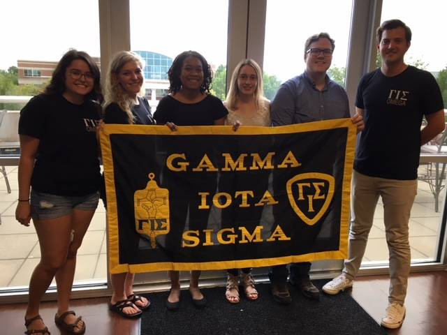 Gamma Iota Sigma Officers