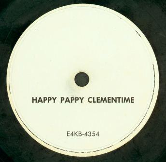 Happy Pappy Clementine