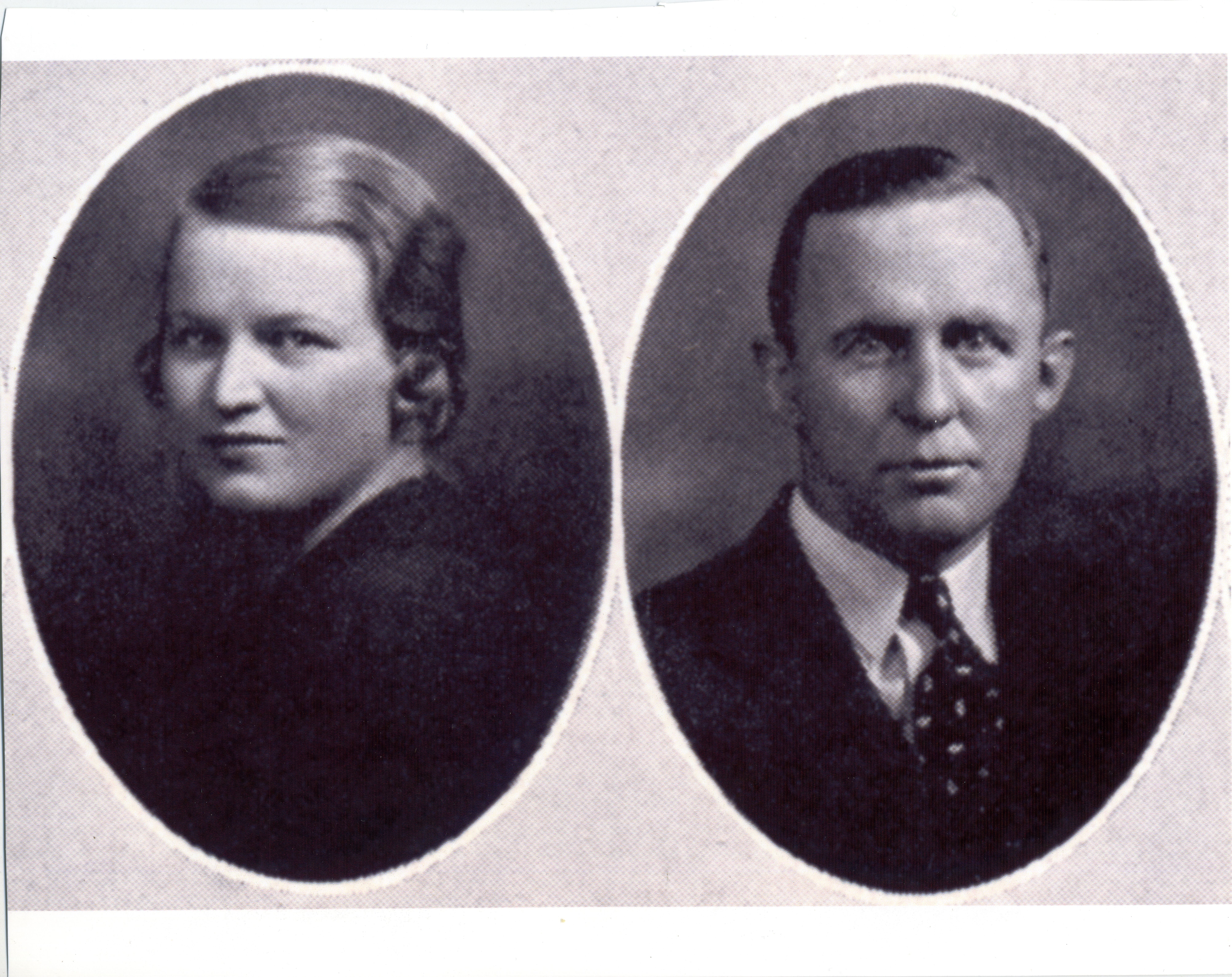 Louise and Kenneth Miles
