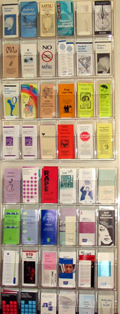 Pamphlet Display