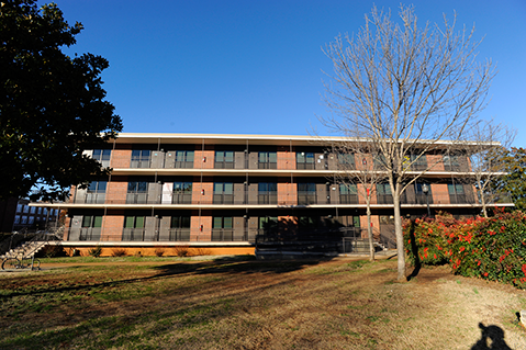 Gracy Hall