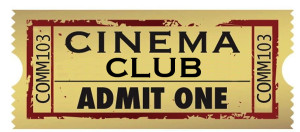 MTSU Cinema Club Logo