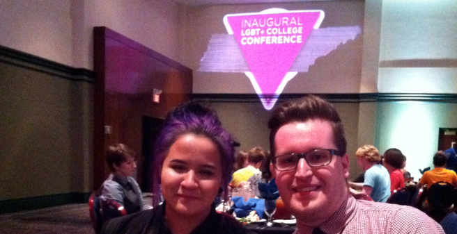 Inaugural LGBT+ College Conference Awards Dinner