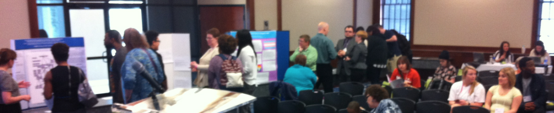 2015 LGBT+ College Conference Poster session