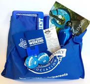 pic of welcome kit