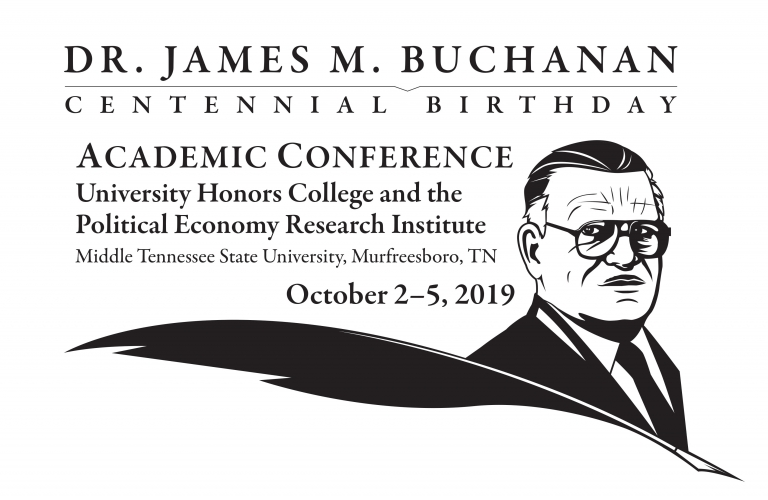 Dr. James M. Buchanan Centennial Birthday Academic Conference