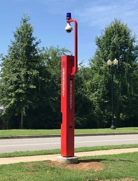 Womack Lane Call Box