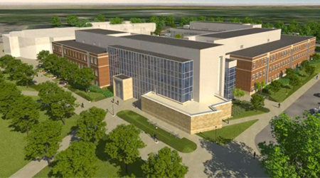 Take a Digital Tour of the New MTSU Science Building