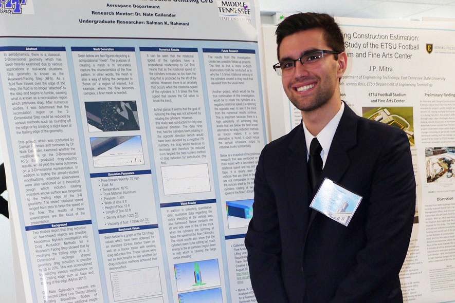 Undergrad research opens doors to the future