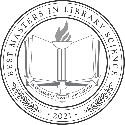 Best Masters in Library Science 2021 logo