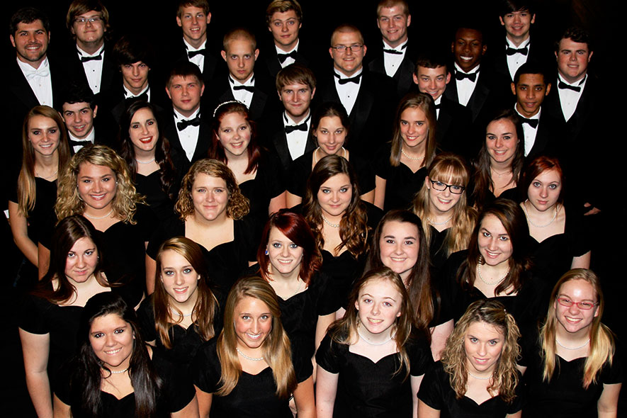 Voice ed. majors make mark in music associations