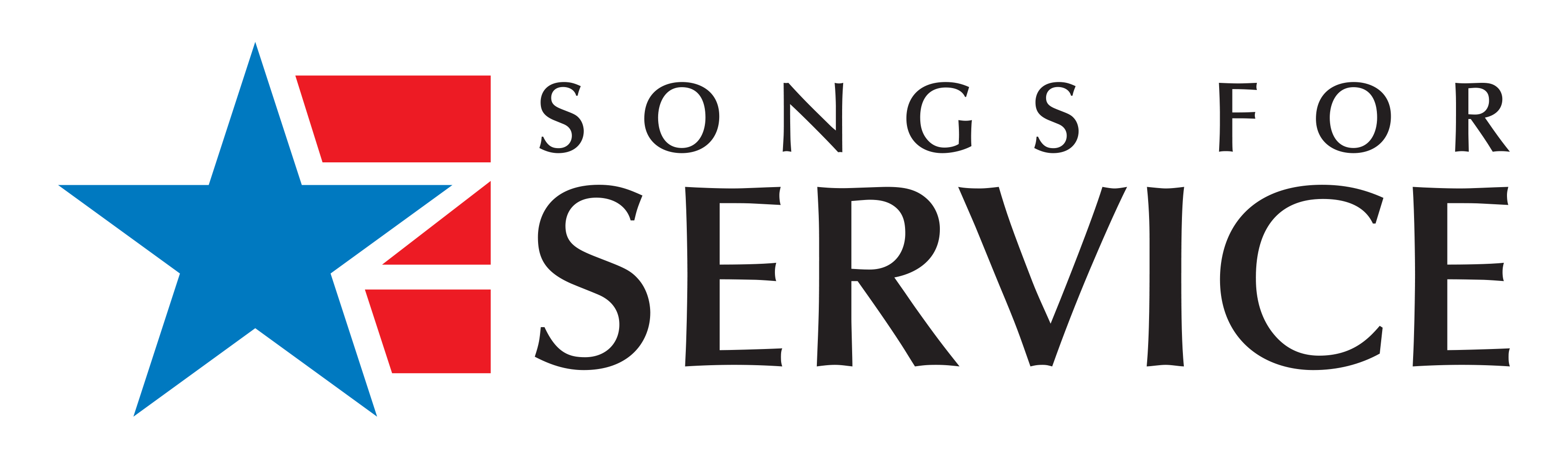 Songs for Service Logo