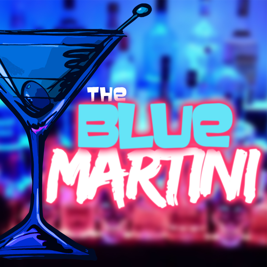 The Blue Martini