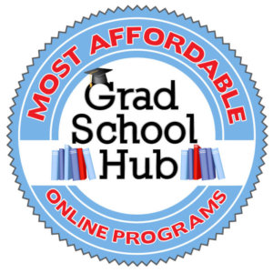 Grad School Hub Most affordable Masters programs 2019 logo